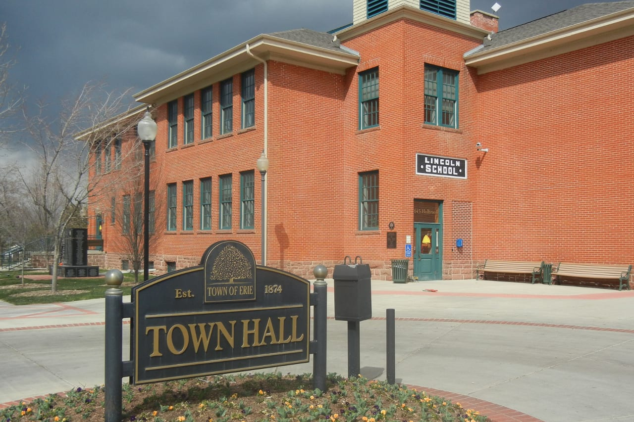 Town Hall Erie Colorado