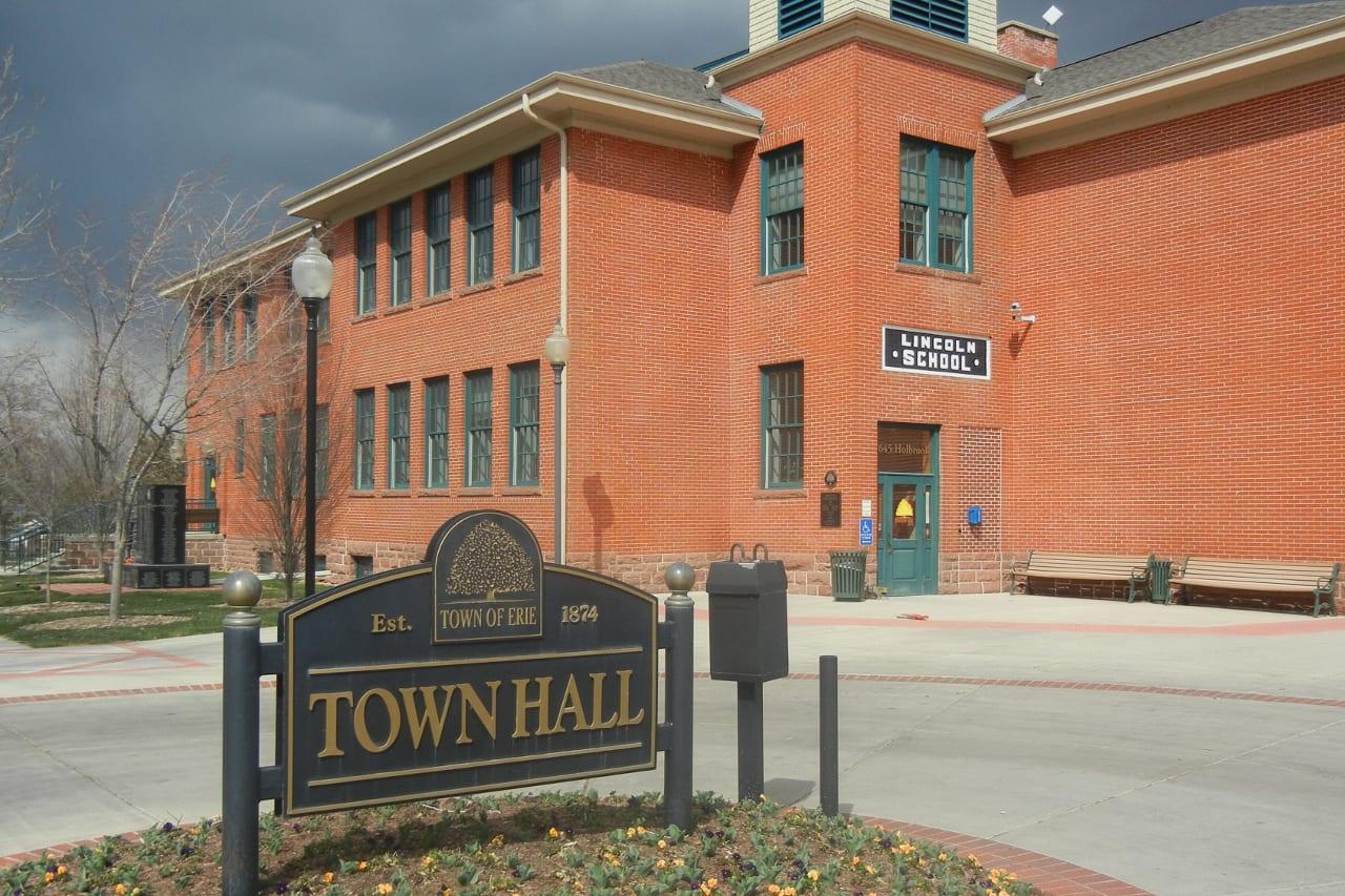 Town Hall Erie Colorado