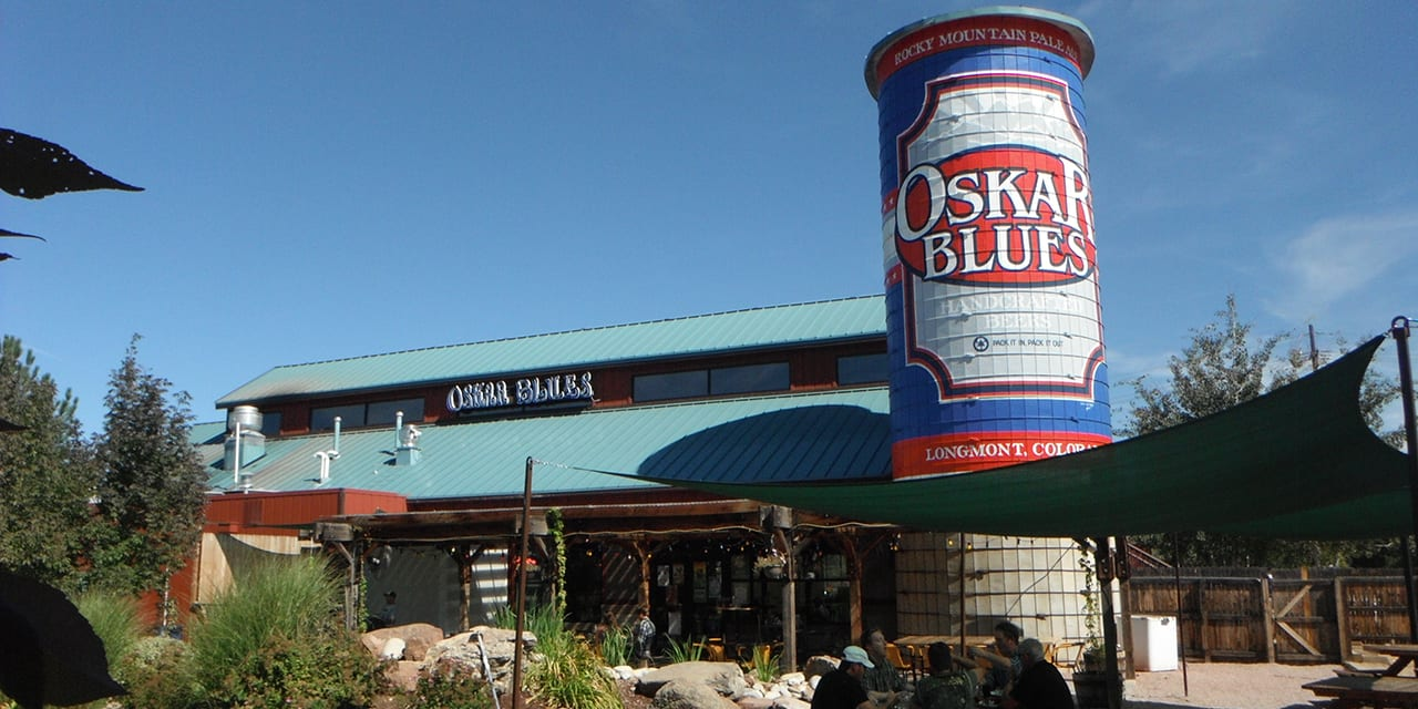 Oskar Blues Brewery Longmont