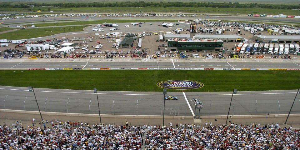 Pikes Peak International Speedway Colorado Springs