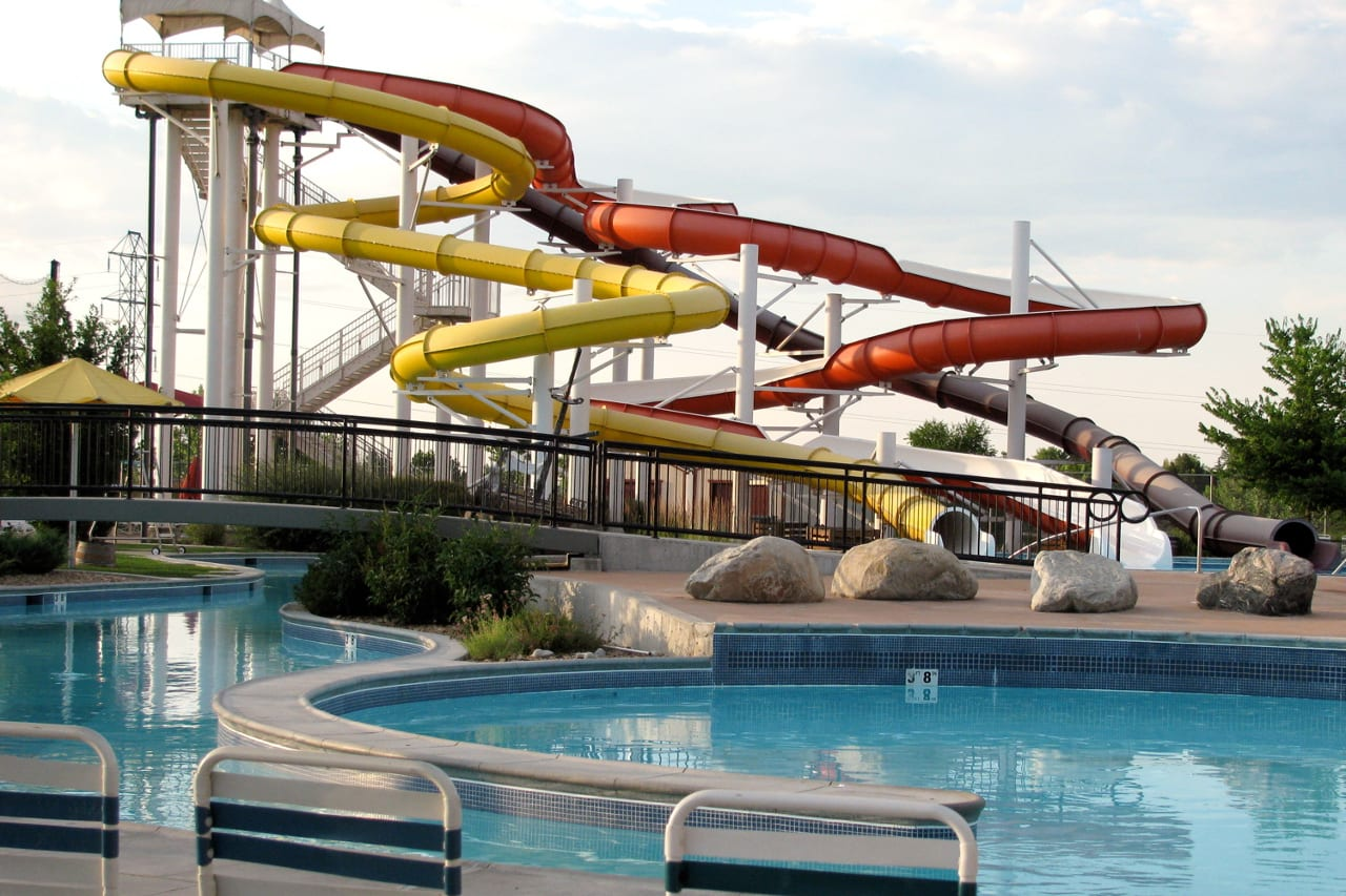 Pirate Cove Water Park Englewood Colorado