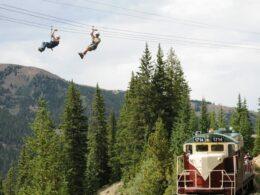 Top Of The Rockies Zip Line Leadville
