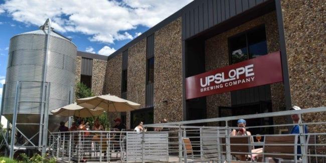 Upslope Brewing Company Boulder
