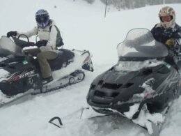 All Season Adventures Snowmobiling Salida