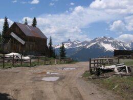 Alta Colorado Ghost Town
