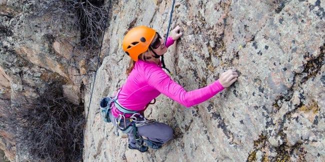 Apex Mountain School Rock Climbing Avon