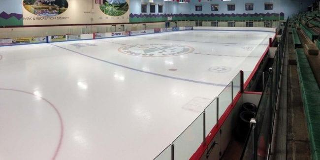 Apex Center Ice Arena Arvada