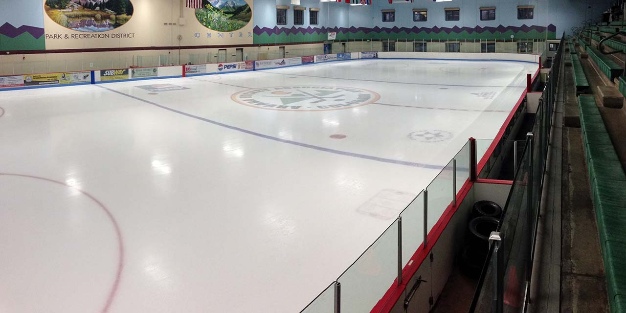 Apex Center Ice Arena Arvada
