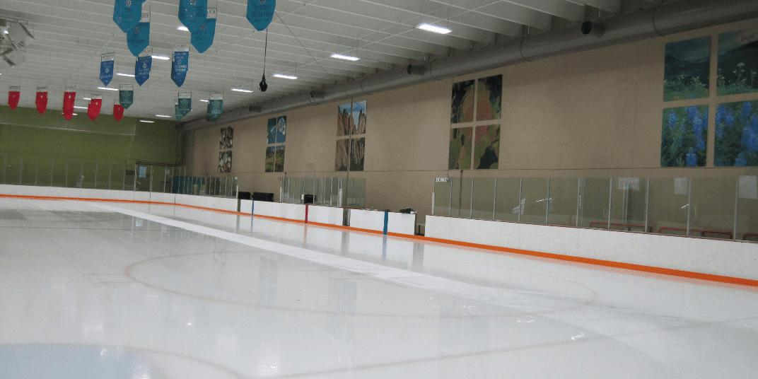 Colorado World Arena Ice Hall CO Springs