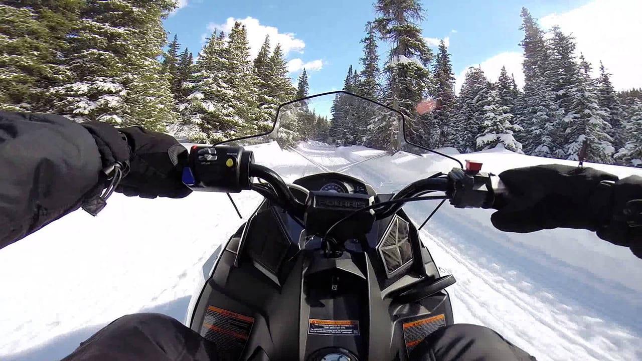 Good Times Adventures Snowmobiling Breckenridge