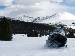 Grand Adventures Snowmobiling Winter Park