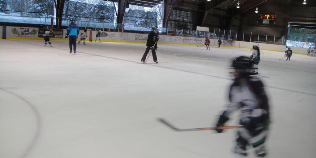 Hanley Ice Rink Telluride