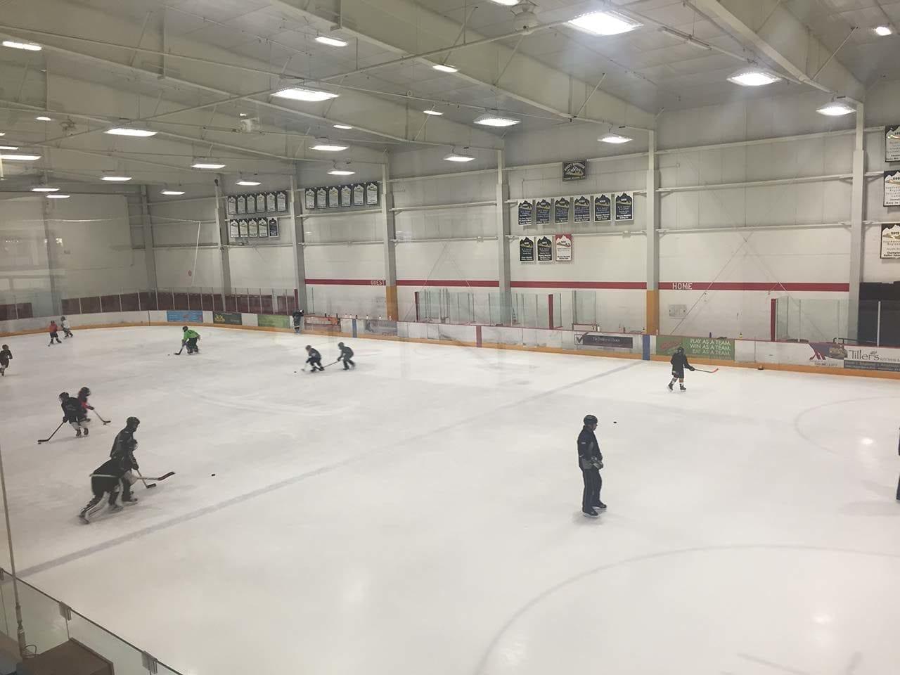 Learn to skate colorado springs