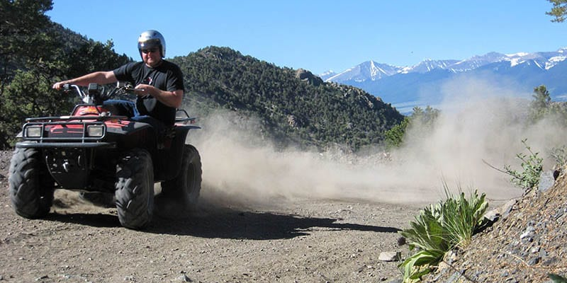 Play Dirty ATV Tours Texas Creek