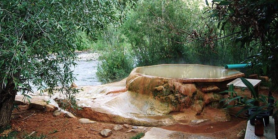 Rico Hot Springs Colorado