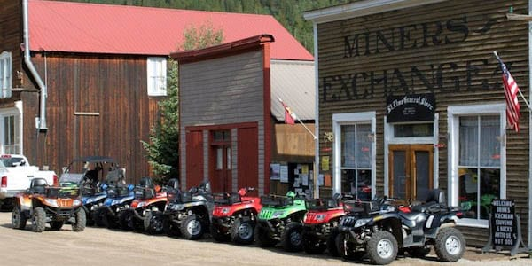 Saint Elmo General Store ATV Rentals