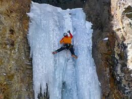 San Juan Mountain Guides Ice Climbing Ouray