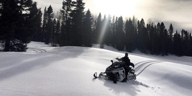 Snowmobile Adventures Purgatory Durango
