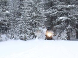Steamboat Snowmobile Tours Colorado