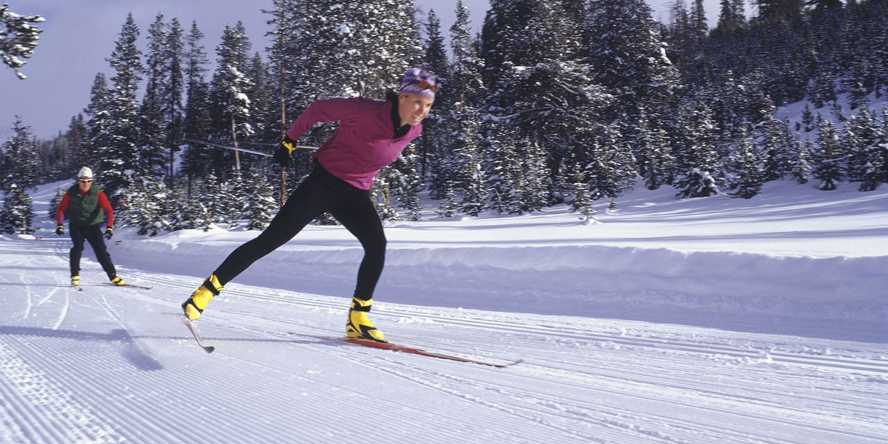 Telluride Nordic Center Cross Country Skiing