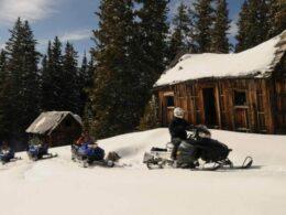 Telluride Snowmobile Adventures