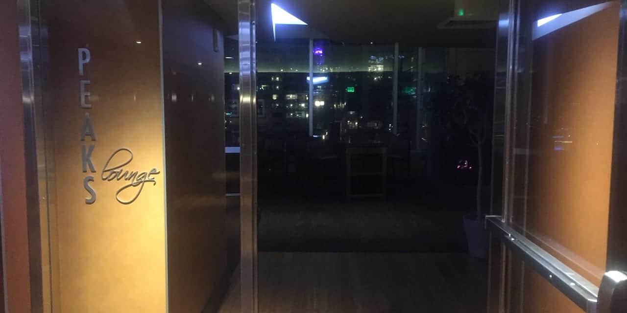 Peaks Lounge Denver