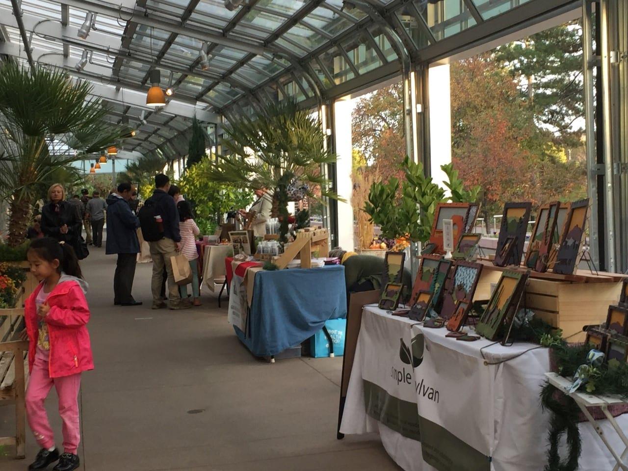 Denver Botanic Gardens Winter Gift Market