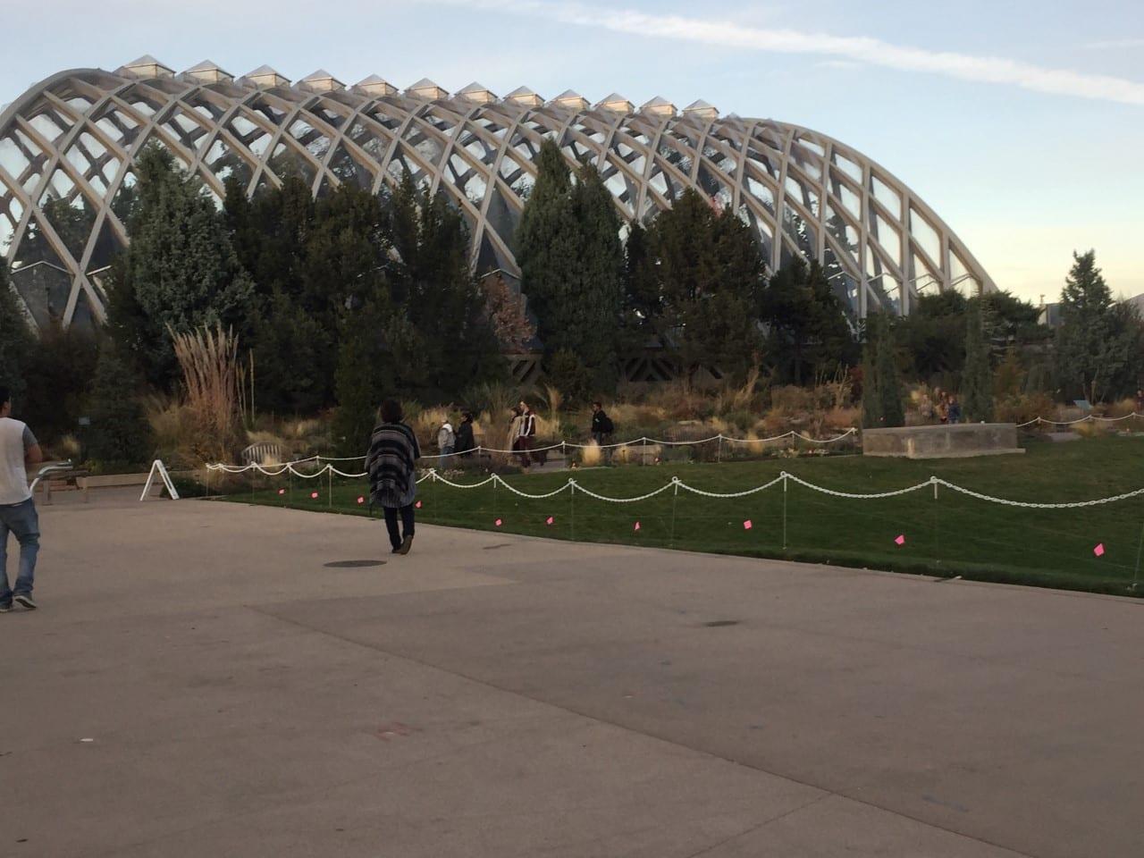 Denver Botanic Gardens Dome
