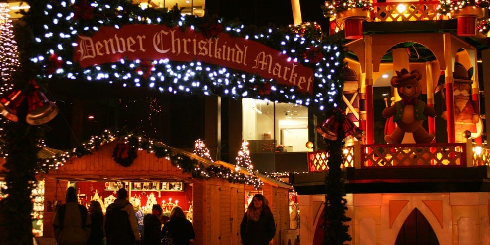 Christmas In Denver 2020 20th Denver Christkindl Market | 2020 Free Winter Market in Downtown