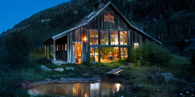 Christmas Cabin Rentals Colorado