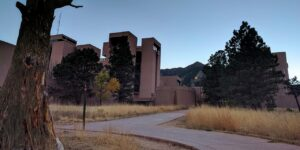 National Center Atmospheric Research Boulder CO
