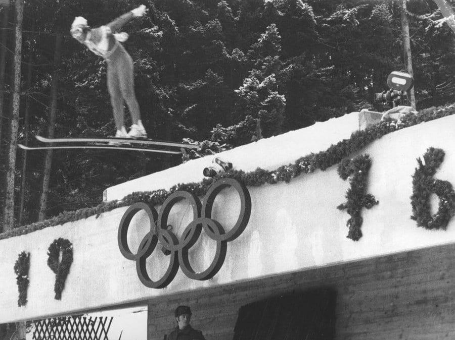 Winter Olympics 1976