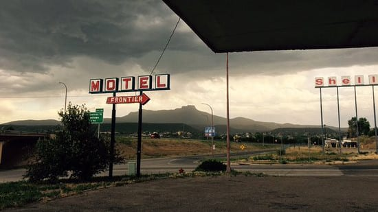 Frontier Motel Trinidad CO