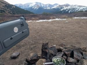CRV Colorado Campfire Cooking