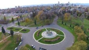 City Park Denver Colorado
