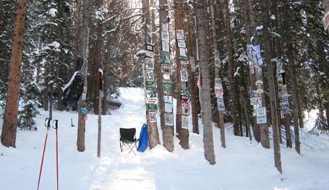 Hunter S Thompson Shrine Snowmass