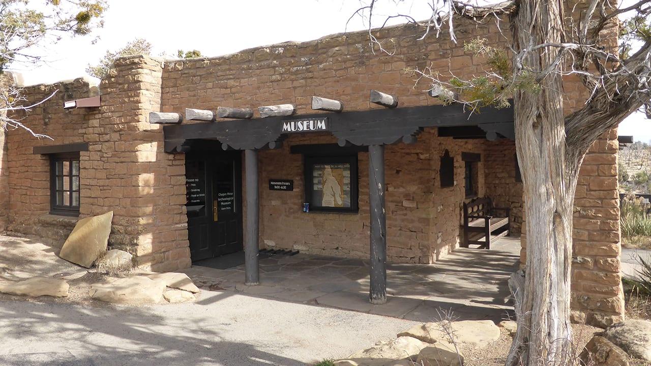 Mesa Verde Winter Chapin Museum