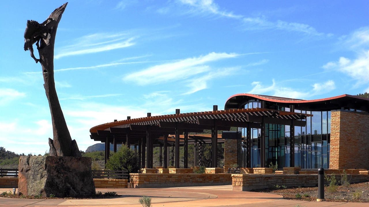Mesa Verde Visitor Research Center