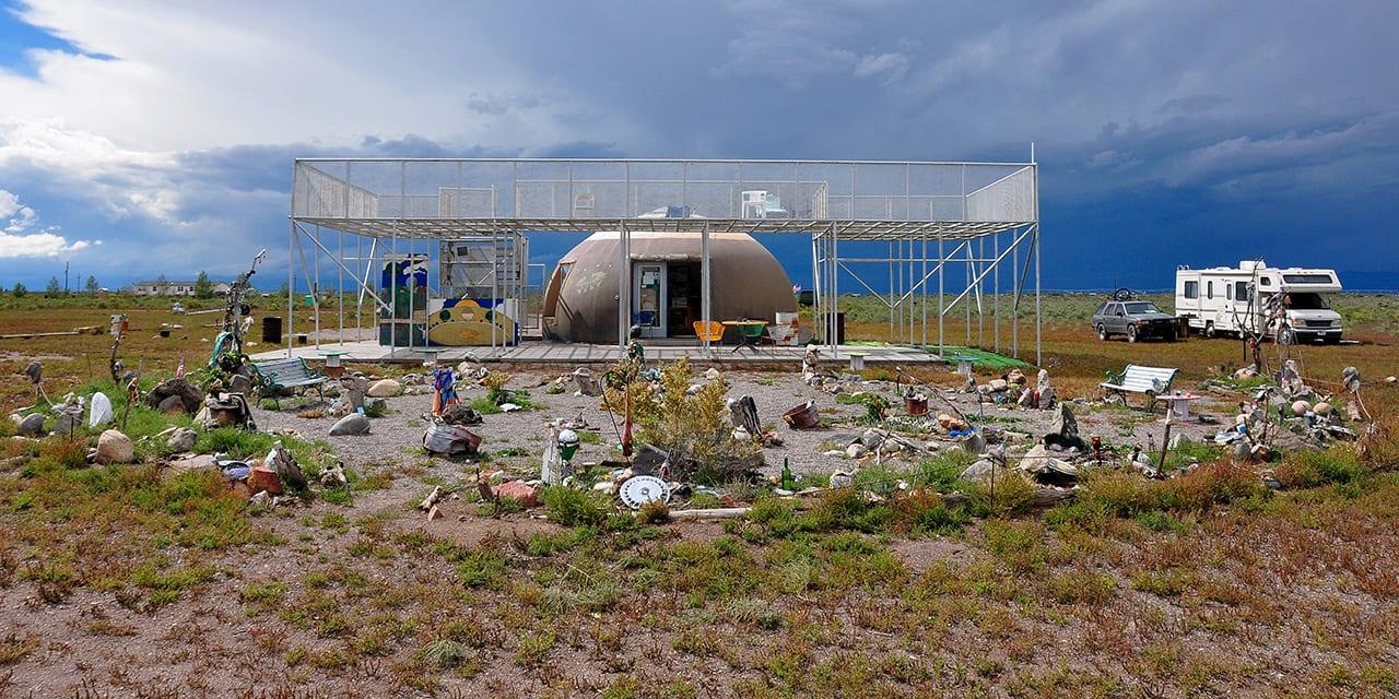 UFO Watchtower Hooper Colorado