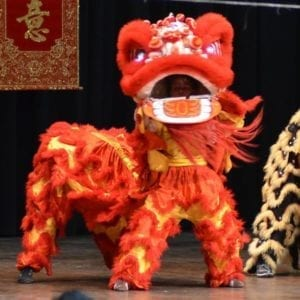 Colorado Springs Chinese New Year Dragon