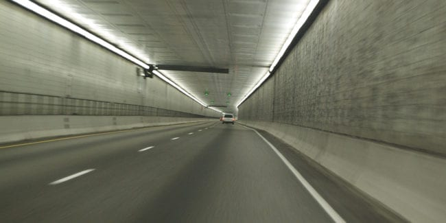 Colorado Tunnel