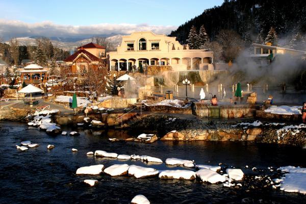 Pagosa Springs Resort Winter