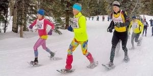 Winter Warrior Snowshoe Race Durango