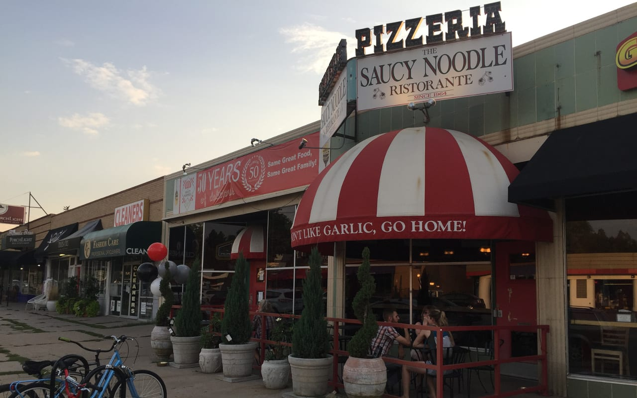 Saucy Noodle Ristorante Denver