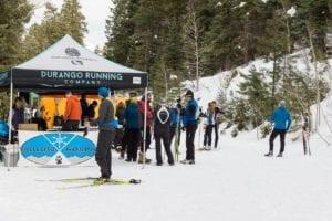 Vallecito Demo Day Cross Country Skiing Durango