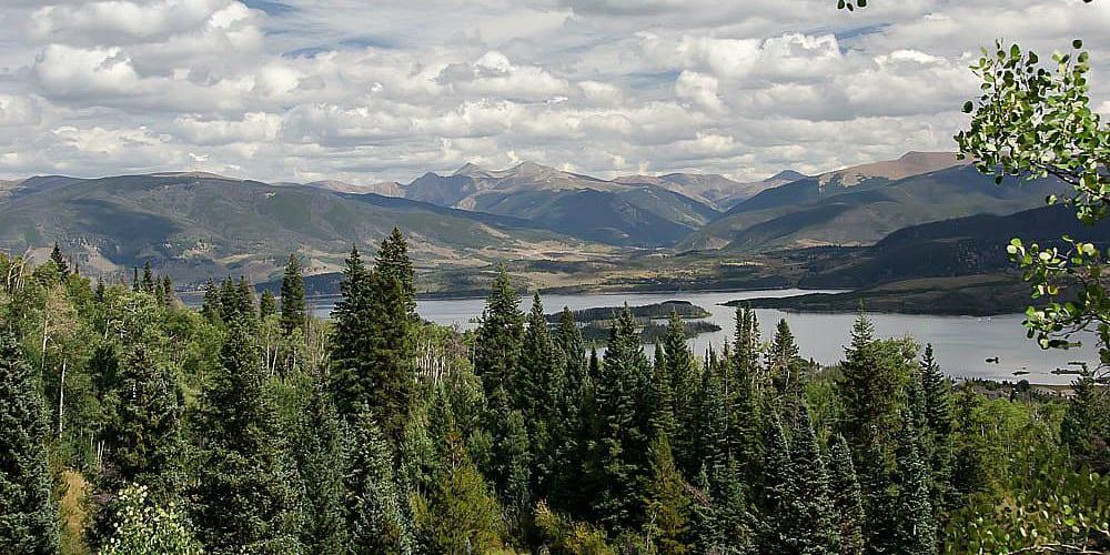 Lake Dillon Frisco Colorado