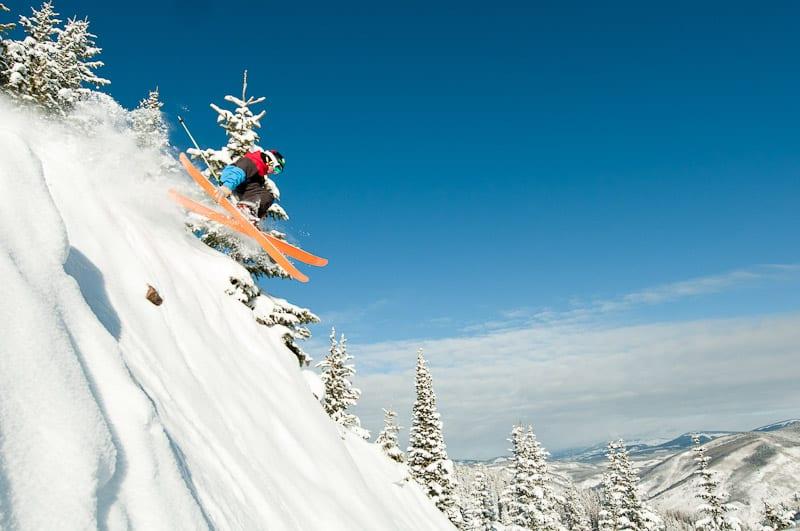 Vail Ski, CO