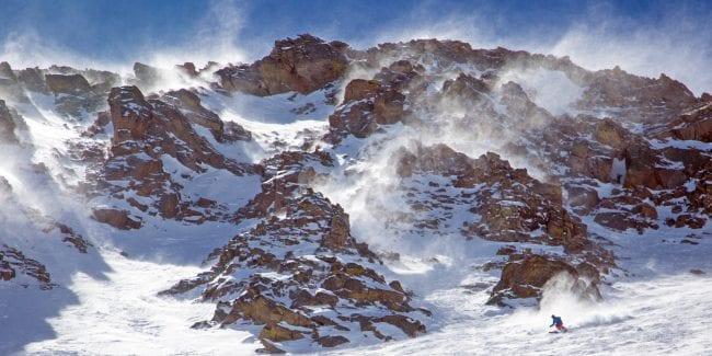 Arapahoe Basin, Colorado