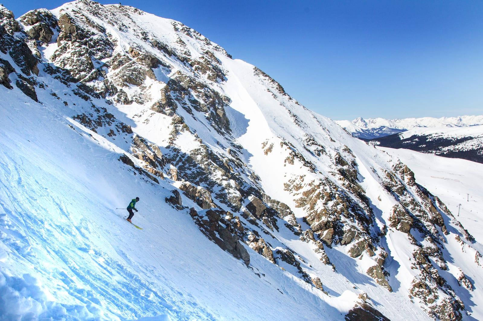 Arapahoe Basin Ski Area, CO