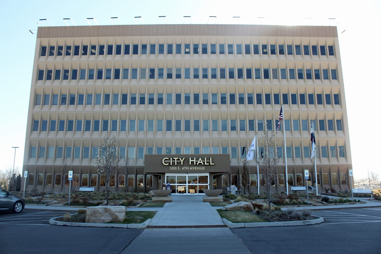 City Hall Brighton Colorado